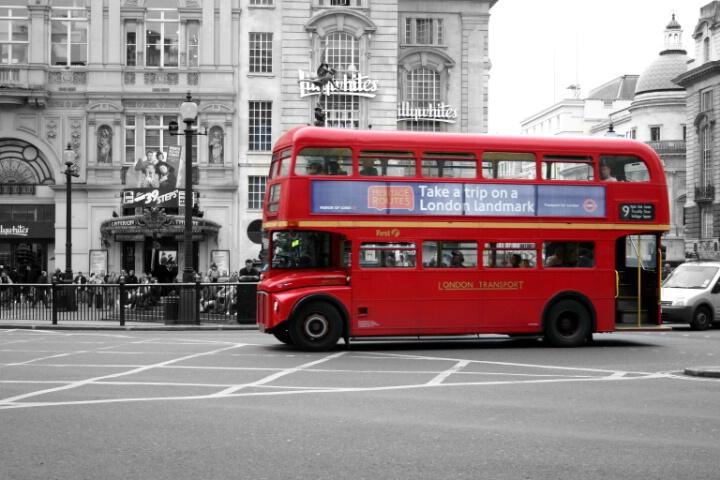 London Double-decker