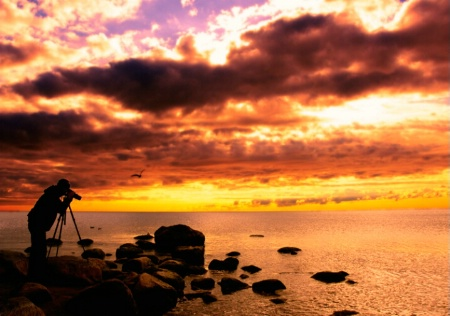 The Sunrise Photographer