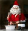 Barefoot  Santa