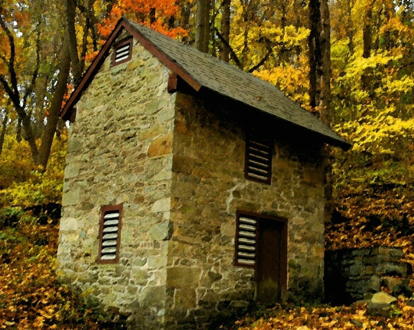 Old Mill House - ID: 5162591 © Susan Cohen