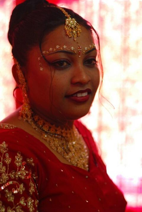 Priya gets Ready