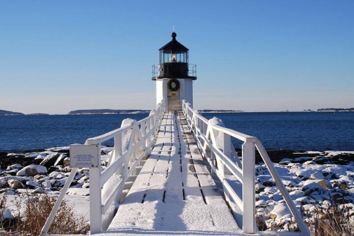 Marshall Point Light House - ID: 5232296 © Carla Daigle