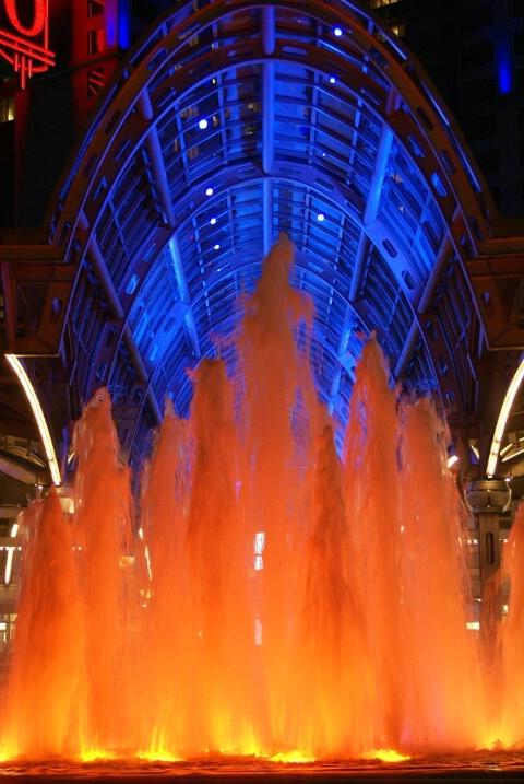 Fountain Like Fire