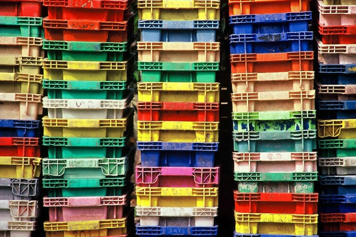 Stacks of Colours