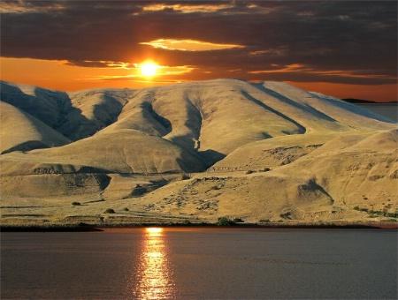 Oregon Sun Rise