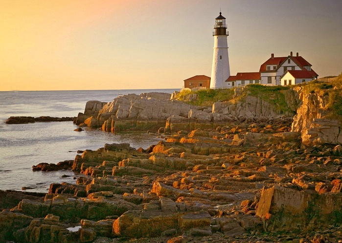Dawn-Portland Headlight