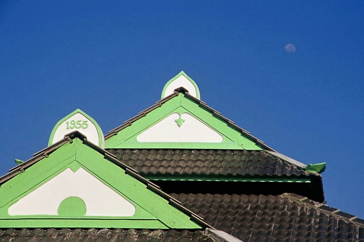 The Roof and The Moon