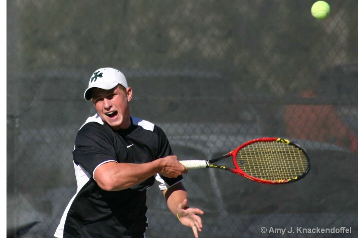 Aggresive Forehand