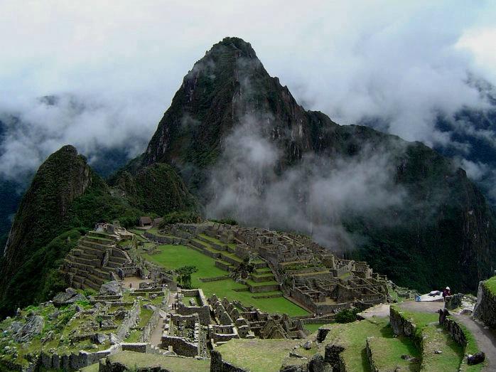 Machu Picchu, Peru - ID: 5284163 © Vivi M Jovi