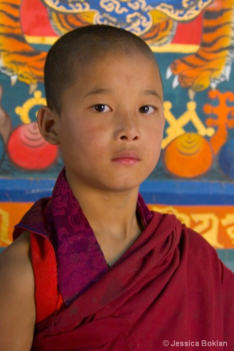 Young Monk - ID: 5336093 © Jessica Boklan