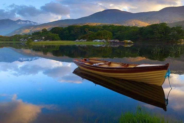 Lakes of Killarney, Ireland III