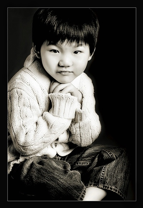 My GQ Portrait