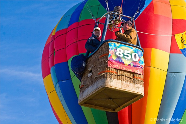 Balloon Fun - ID: 5423531 © Denise Bierley