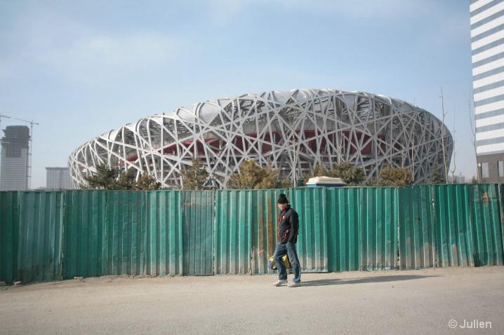 Birdnest ?!?!? Just ugly waste (Olympic stadium)