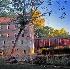 © Anthony Tuttle PhotoID# 5432984: Bollinger Mill & Covered Bridge