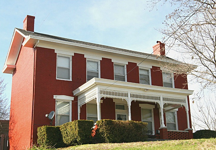 John Aull's House  - ID: 5448520 © Donald E. Chamberlain