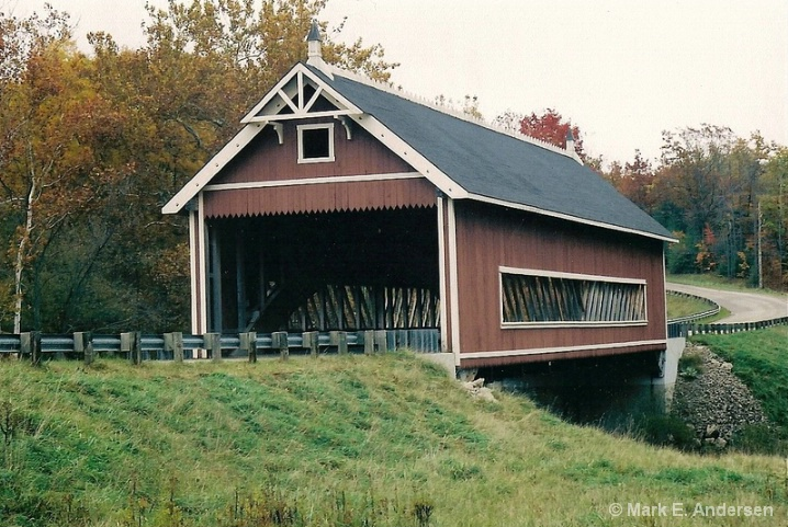 Netchler Covered Bridge