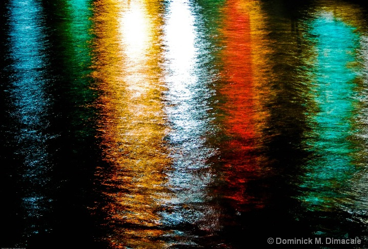 COLOURED RIPPLES