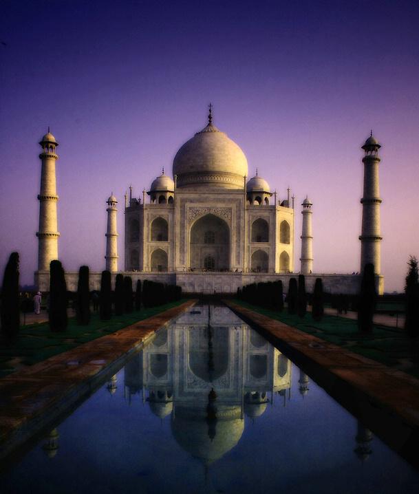 Midnight Taj