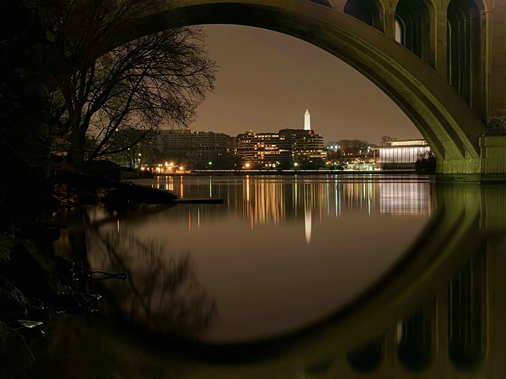 Reflections on the Potomac