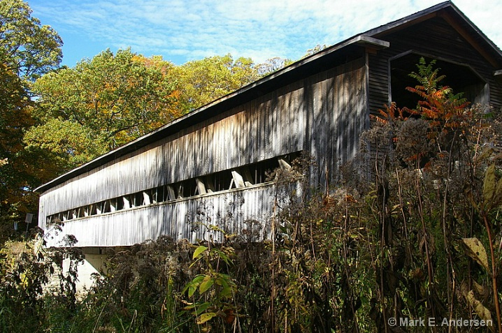Middle Road Covered Bridge