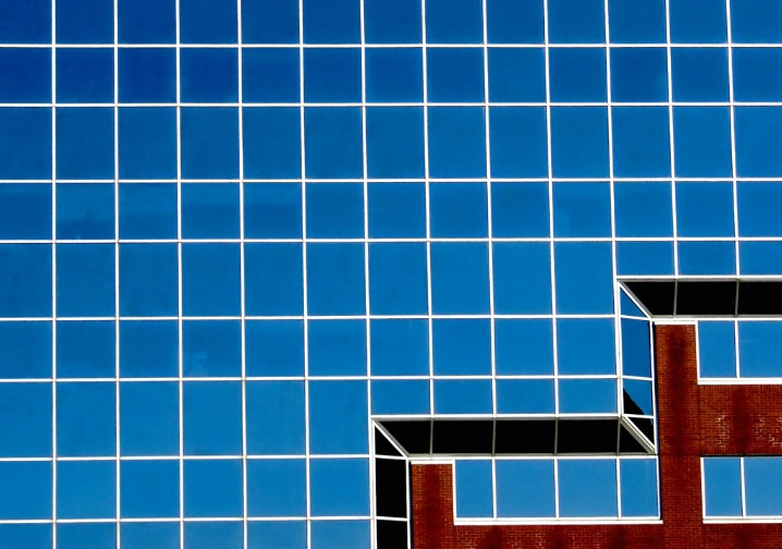 Glass & Brick