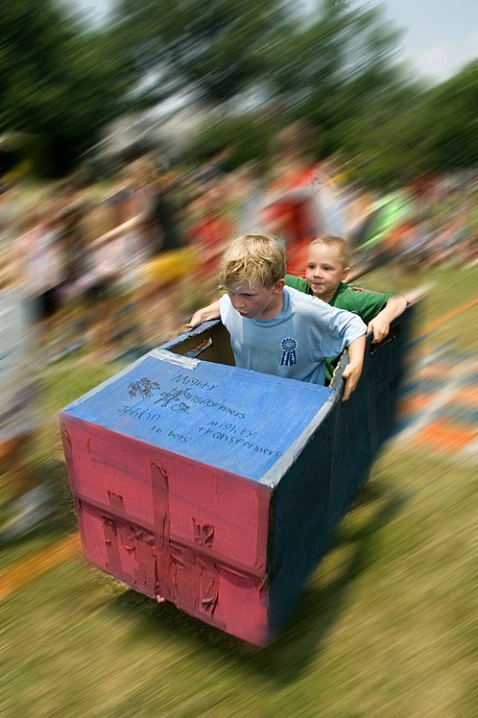 Boxcar Racers