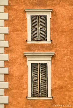 Window of Rome III