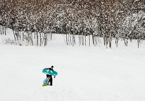 Up the hill - ID: 5539236 © Loan Tran