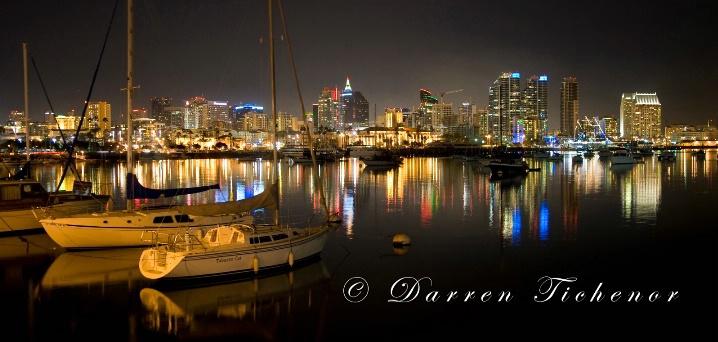 San Diego Boats