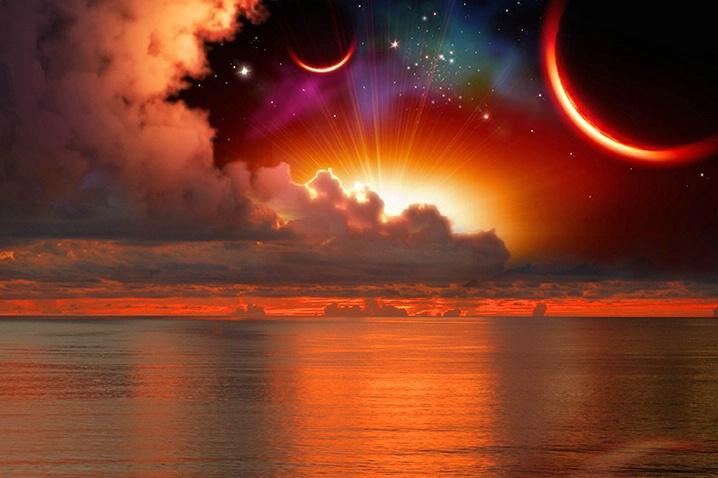 SciFi Sunset