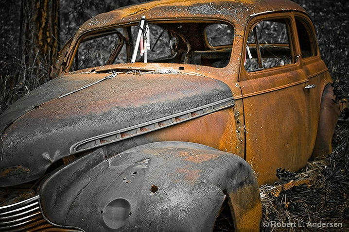 Burnt Jalopy