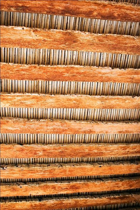 An Archaic Ceiling