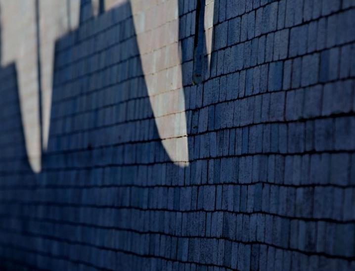 Bricks and shadows