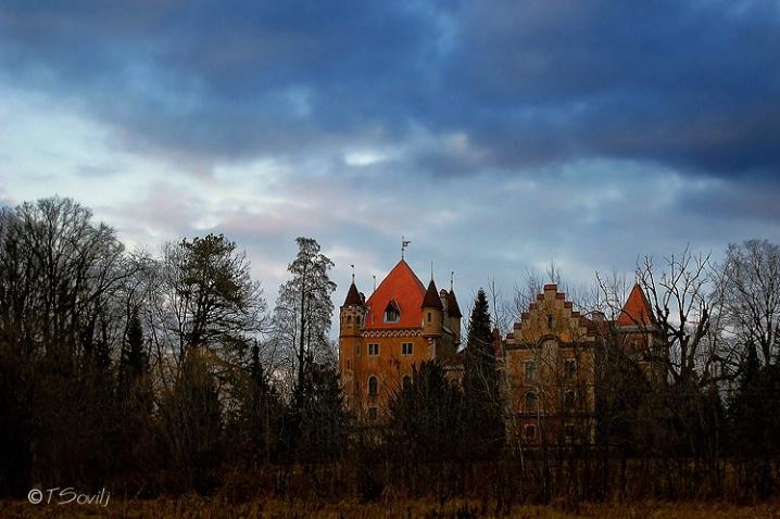 Marusevec castle