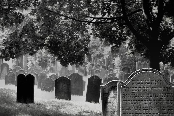Heiliger Sand (Jewish Cemetery)