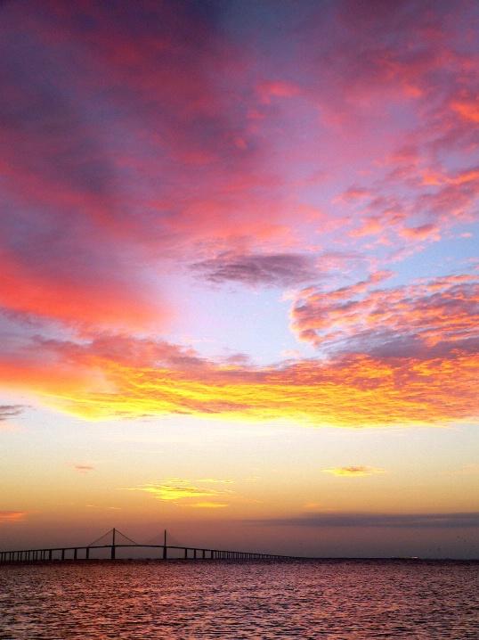 Sunrise, St Petersburg, FL - ID: 5650569 © Muriel Soler