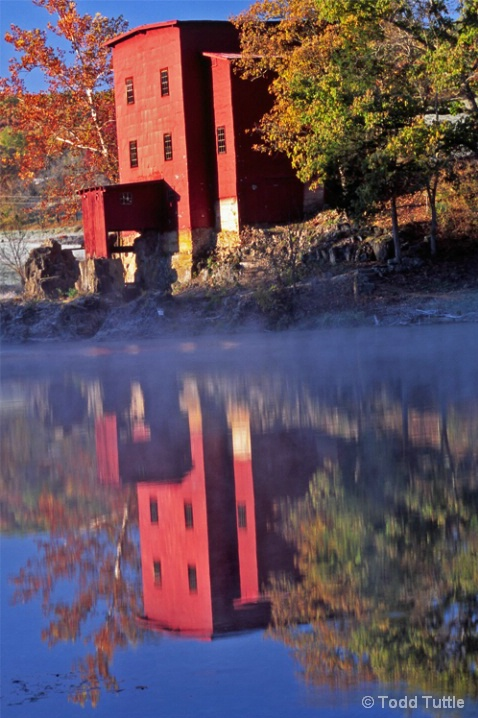 Dillard Mill I - ID: 5669202 © Anthony Tuttle