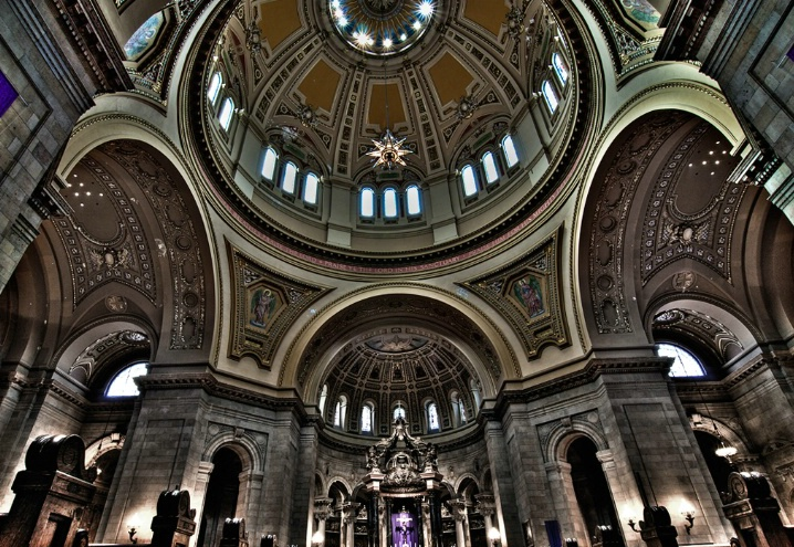Arches of St. Paul Cathedral