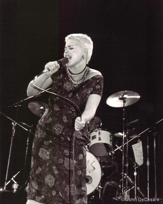 BELINDA CARLYLE-GO GO's@Ritz, NYC 9/27/80 - ID: 5675706 © John DeCesare