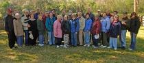 Group Portrait Along St. Johns River