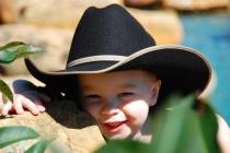 cowboy hideout!