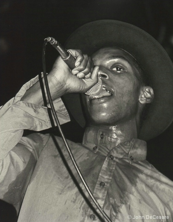 RANKING ROGER-Eng.Beat@Ritz, NYC,10/9/80 - ID: 5699916 © John DeCesare