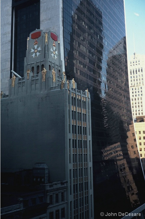 VIEW OF 9 West 57th St. NYC - ID: 5699968 © John DeCesare