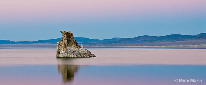 mono-lake-twilight_1553 - ID: 5707724 © Marilynn Mann