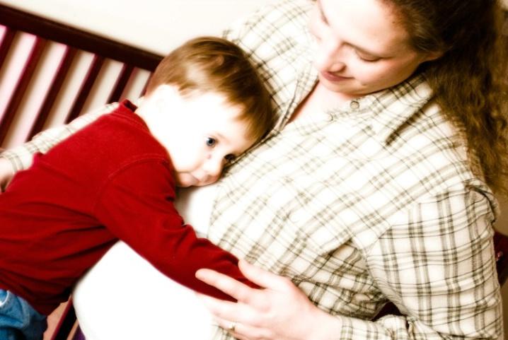 Give the Baby a Hug