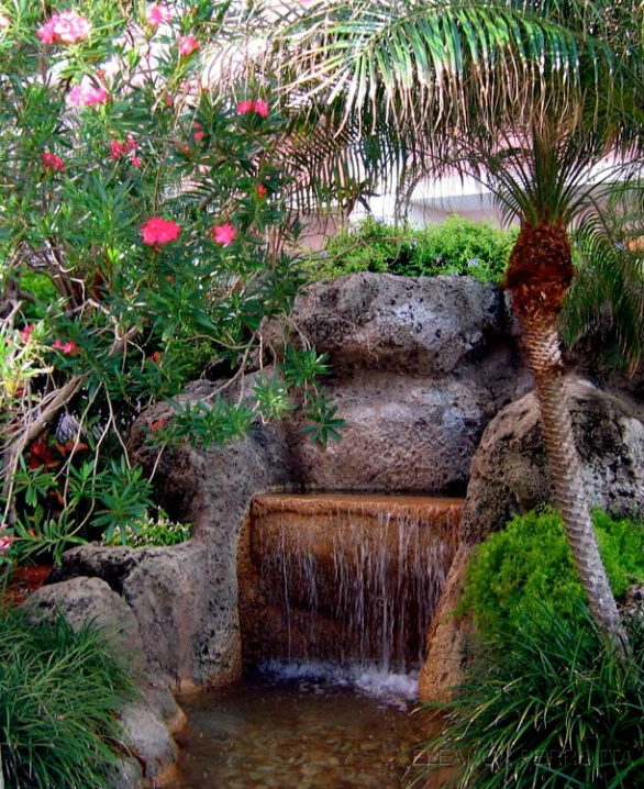 """Waterfall in Paradise"""