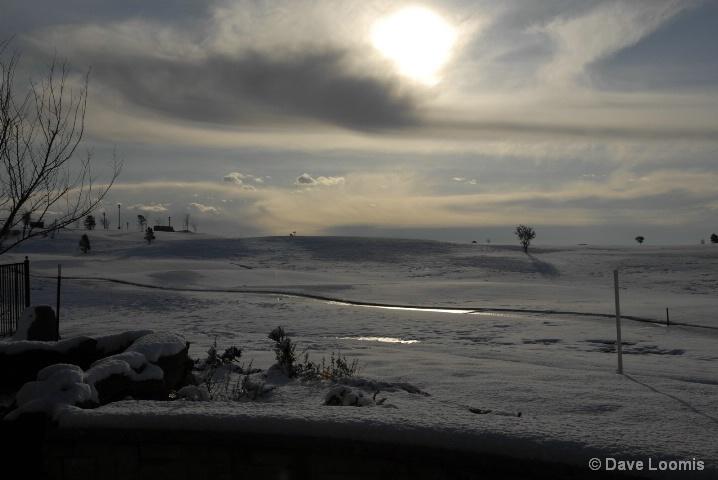 Morning Sun - ID: 5765949 © Dave Loomis