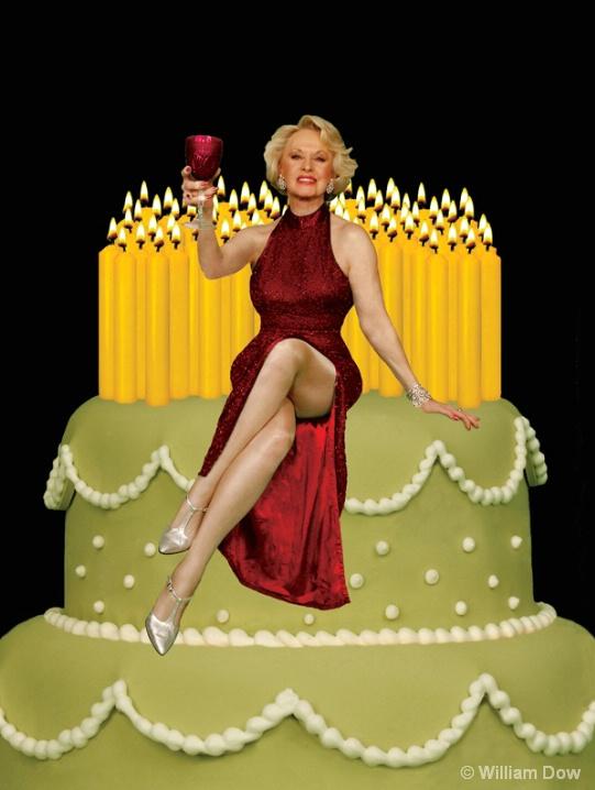 Tippi Hedren's 75th Birthday Photo - ID: 5792899 © William Dow