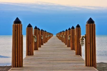 Infinity Pier